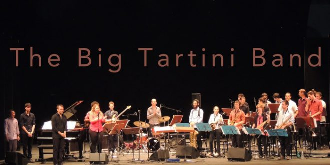 The Big Tartini Band  In tour Dal 13 al 15 luglio Ad Aquileia, Trieste e Cordenons