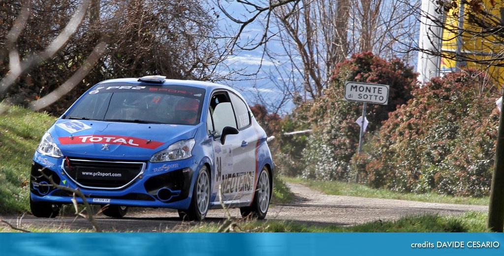GDA COMMUNICATION SBARCA NEL CAMPIONATO ITALIANO RALLY CON GRISO
