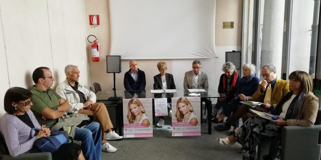 "NOVARA _ ""LILT FOR WOMEN"" ""LILT FOR WOMEN"" CAMPAGNA NASTRO ROSA"