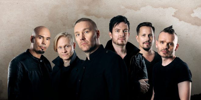 POETS OF THE FALL GIOVEDI' 21 MARZO  AL LIVE MUSIC CLUB DI TREZZO SULL'ADDA (MI)