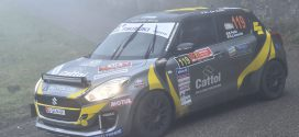 ROBERTO PELLÈ DOMINA IN UN OSTICO RALLY DUE VALLI