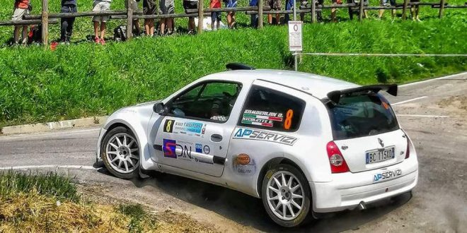 Due podi per XMotors al Rally Day Valle Versa
