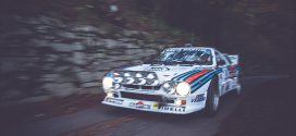 181 vetture al via del 17° Revival Rally Club Valpantena