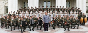 14 Red Army Choir Orch & Ballet