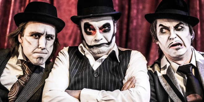 Miela Music-Live  domenica 10 novembre ore 20.00 Teatro Miela THE TIGER LILLIES