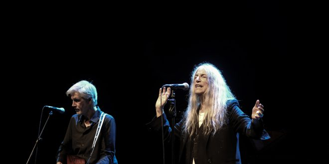 È GIA PATTI SMITH MANIA A TRIESTE