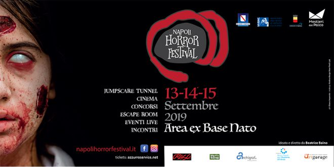 Contest Cosplay Horror per un weekend in Transilvania NAPOLI HORROR